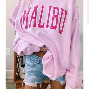 shop olivelynn Malibu sweatshirt